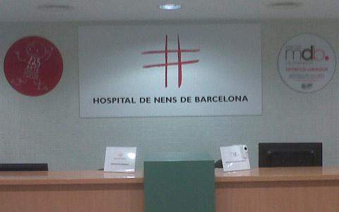 Laboratorio de análisis clínicos en Barcelona - Hospital de nens