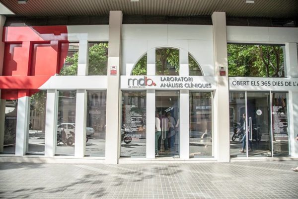 Laboratorio de análisis clínicos en Barcelona