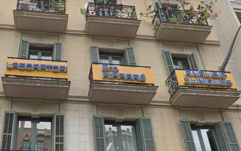 Rambla de Catalunya 85