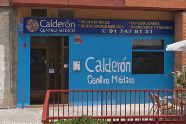 Calderon Centro Médico